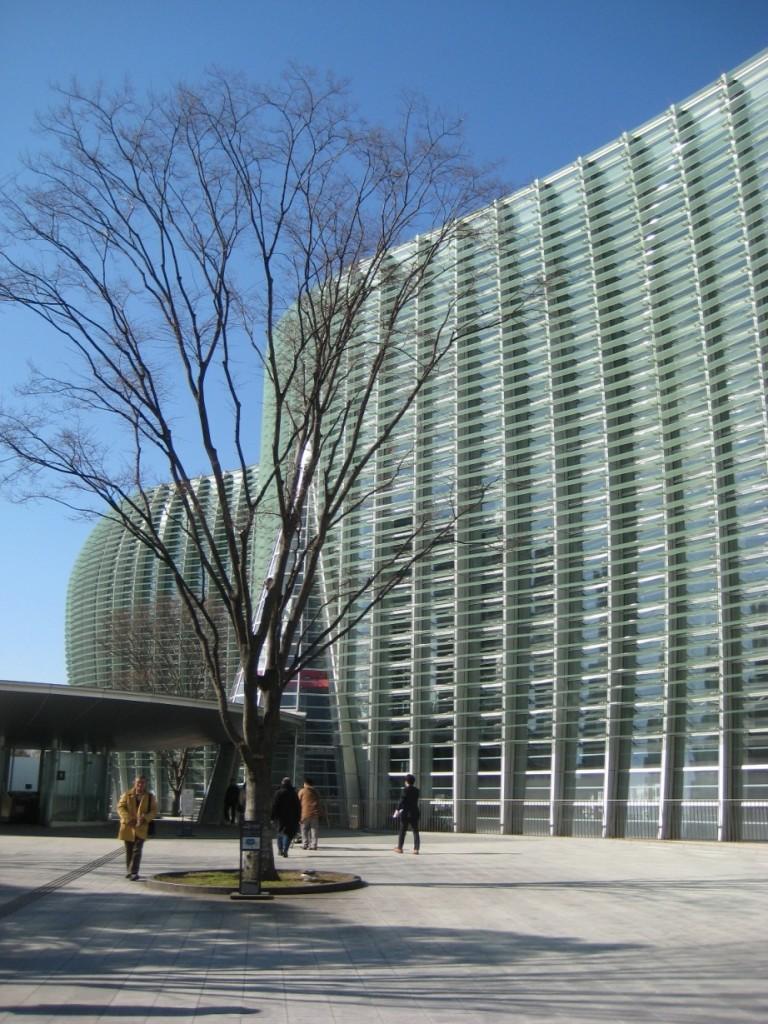 国立新美術館2